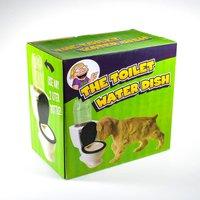 Toilet Dog Bowl - Bowl Gifts
