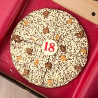 18th Birthday Chocoholics Pizza - 18th Gifts