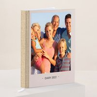 Photo Upload Diary - Canvas Design - Getting Personal Gifts