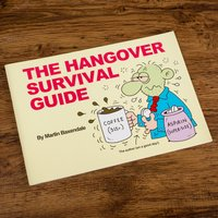 Image of Martin Baxendale The Hangover Survival Guide