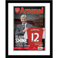 Personalised Arsenal FC News - News Gifts
