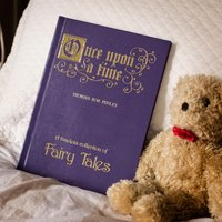Personalised Book - Fairy Tales - Book Gifts
