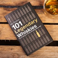 101 Legendary Whiskies Book - Book Gifts