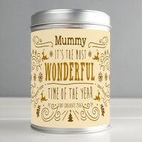 Personalised Hot Chocolate - Most Wonderful Time Of The Year - Hot Chocolate Gifts