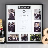 Graduation Certificate Collage Frame - Graduation Gifts