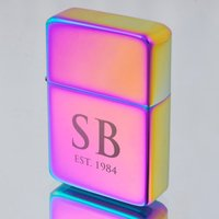 Personalised Rainbow Lighter - Lighter Gifts
