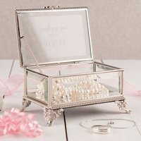 Personalised Hestia Jewellery Box - Oh You Pretty Little Thing - Jewellery Box Gifts