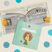 Personalised My Dad Book - Book Gifts