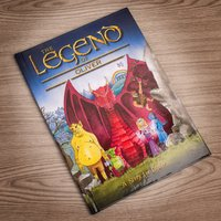 Personalised Children's Story Book - The Legend Of... - Books Gifts