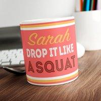 Personalised Mug - Gym Life - Gym Gifts