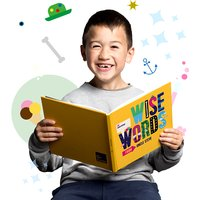 Personalised Book Of Wise Words For Kids - Book Gifts