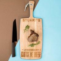 Jamie Oliver Personalised Antipasti Serving Board - Legendary Beef - Jamie Oliver Gifts