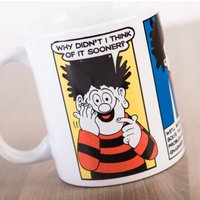 Personalised Beano Classic Mug - Problem Solved - Beano Gifts