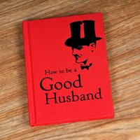 How To Be A Good Husband - Gift Book - Husband Gifts