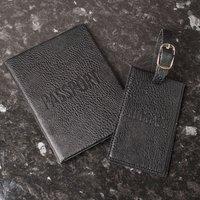 Luggage Tag & Passport Holder - Passport Gifts