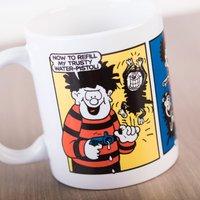 Personalised Beano Classic Mug - Water Pistol - Beano Gifts