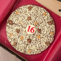 16th Birthday Chocoholics Pizza - Getting Personal Gifts