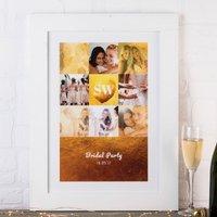 Photo Upload Print - Bridal Party Memories - Memories Gifts