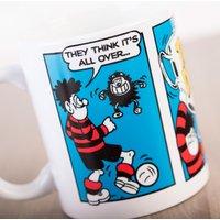Personalised Beano Classic Mug - Top Dog - Dog Gifts