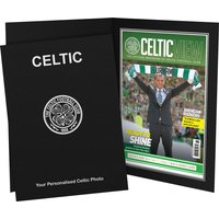 Personalised Celtic Magazine Cover - Celtic Gifts