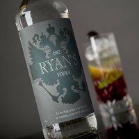 Personalised Vodka - Eagle Design - Vodka Gifts