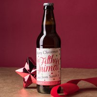 Personalised Beer - You Filthy Animal - Beer Gifts