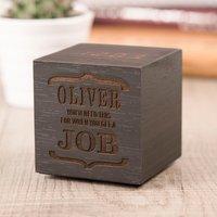 Personalised 'Clap-On' Alarm Clock - Job - Alarm Clock Gifts