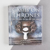 Game On Thrones Book - Book Gifts