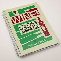 Personalised Notebook - Classy People - Classy Gifts
