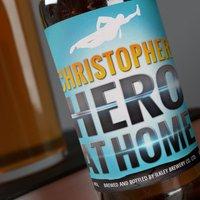 Personalised Beer - Hero At Home - Beer Gifts