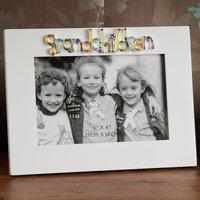 'Grandchildren' - Photo Frame - Grandchildren Gifts