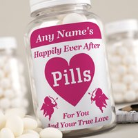 Image of Personalised Mints - Happily Ever After Mints
