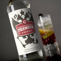 Personalised Vodka - Russian Eagles - Vodka Gifts