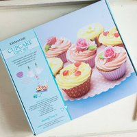 Sweetly Does It Cupcake Gift Set - Cupcake Gifts