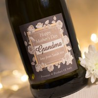 Personalised Prosecco - Mother's Day Flowers