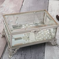 Personalised Hestia Jewellery Box - 16 Years Of Wonderful - Jewellery Box Gifts