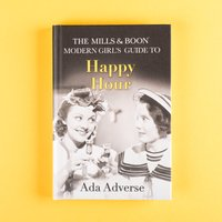 Mills & Boon Guide To Happy Hour Book - Book Gifts