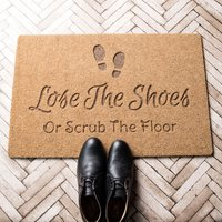 Lose The Shoes Outdoor Doormat - Outdoor Gifts
