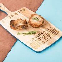 Jamie Oliver Personalised Antipasti Serving Board - Legendary Pork - Jamie Oliver Gifts