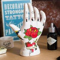 Tattoo Palmistry Hand - Tattoo Gifts