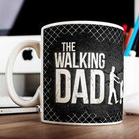 Personalised Mug - The Walking Dad - Walking Gifts