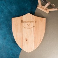 Personalised Medieval Cheese Board Set - Cheese Board Gifts