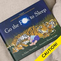 Go The F*ck To Sleep - Sleep Gifts