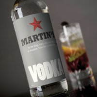 Personalised Vodka - Red Star - Vodka Gifts