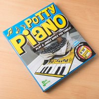 The Potty Piano - Piano Gifts