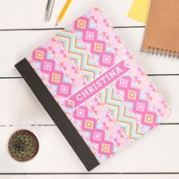 Personalised iPad Case - Pattern