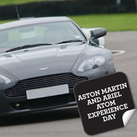 Aston Martin and Ariel Atom Experience Day - Aston Martin Gifts