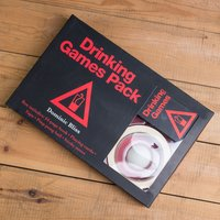 Drinking Games Pack - Games Gifts