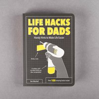 Life Hacks For Dad Book - Book Gifts