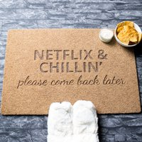 Personalised Come Back Later Outdoor Doormat - Outdoor Gifts